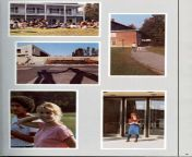 A few candid photos of students at SUNY: Plattsburgh in Plattsburgh, New York (1983 Yearbook) from my plattsburgh